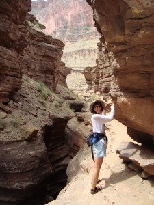 Hiking to Deer Creek Falls, Grand Canyon National Park